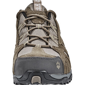 Jack Wolfskin Vojo Hike Texapore Hiking Shoes Low Cut Men flashing green